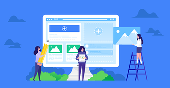 Where to build a landing page