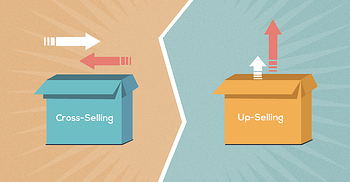 Up sell vs cross sell: plan your strategy