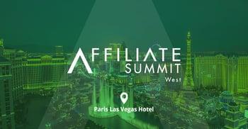 Affiliate Summit West in Las Vegas
