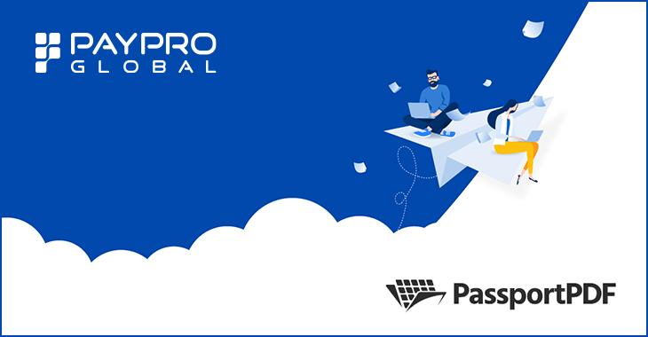 PayPro Global Partnership With PassportPDF