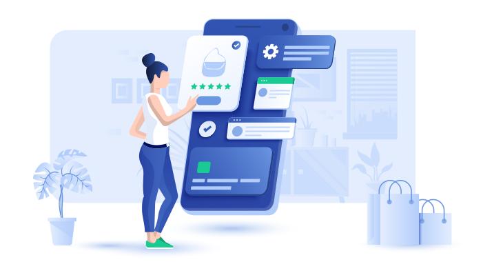 Shopping cart design for eCommerce
