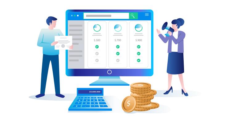 How to display SaaS pricing to increase sales