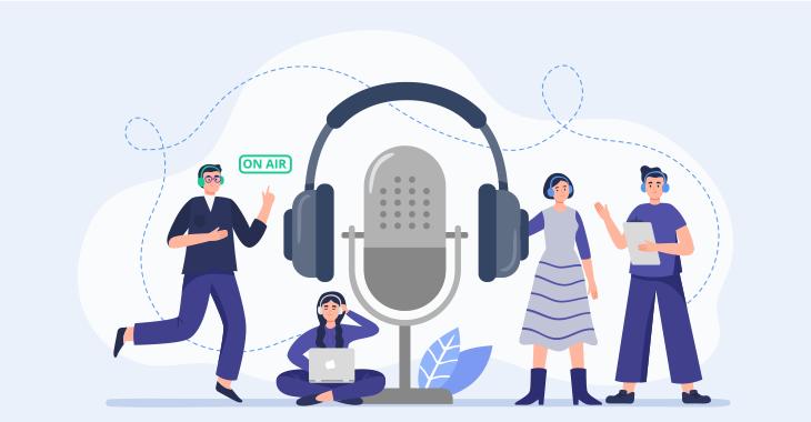 Popular SaaS podcasts
