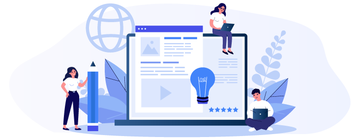 Customer experience in long-form testimonials