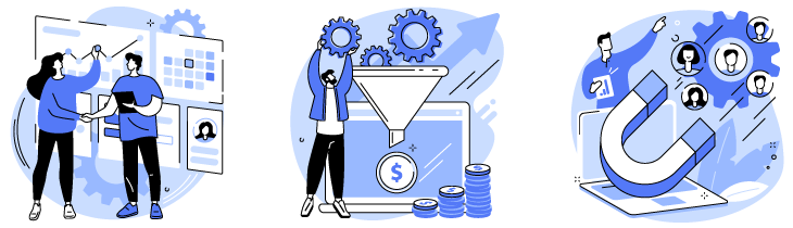 Optimizing customer acquisition cost in SaaS