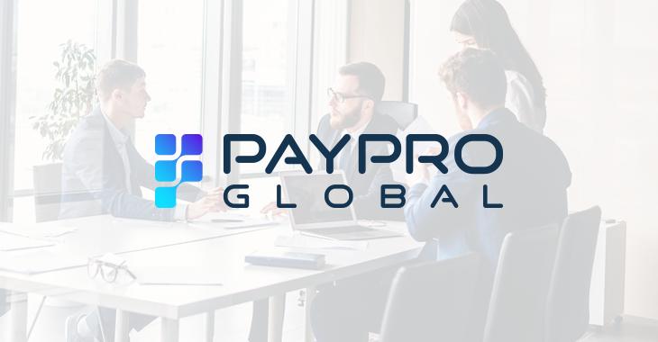 PayPro Global rebranding