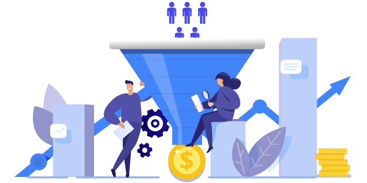 How to use marketing and sales funnels to increase conversions in SaaS