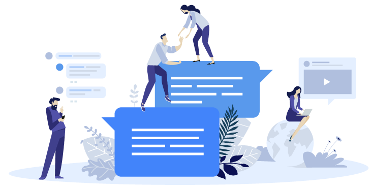 Building a supportive community in SaaS