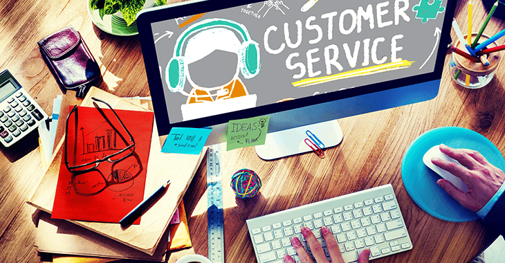 Monitor with customer journey
