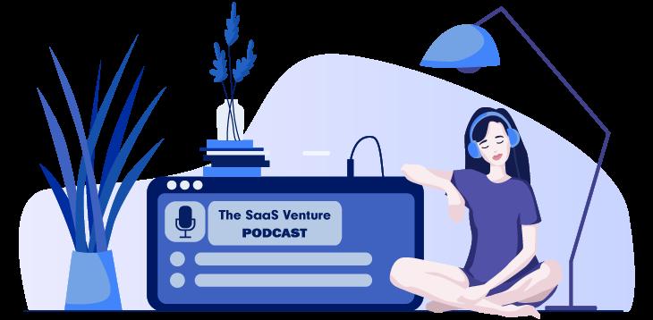 SaaS venture podcast