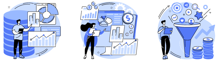 Using analytics to optimize sales funnel